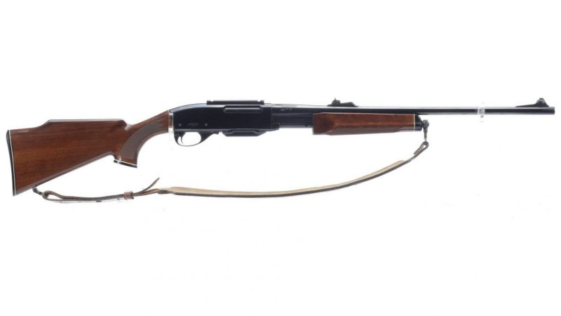 Remington Model Six Slide Action Rifle