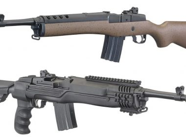Ruger Mini-14 tactical rifles