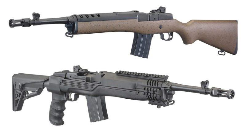 Ruger Mini-14 tactical rifles