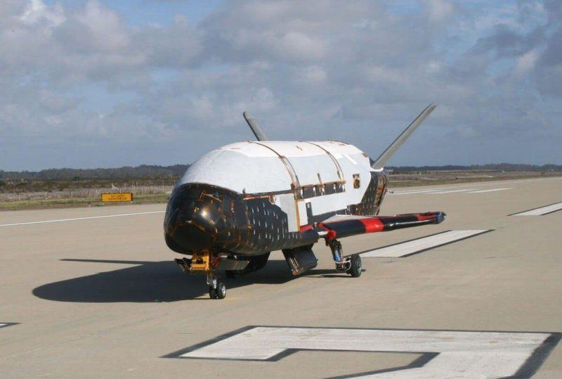 US Air Force X-37B space plane