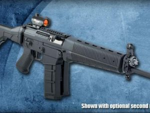 SIG SG 550: Swiss service rifle from the 1990's 2