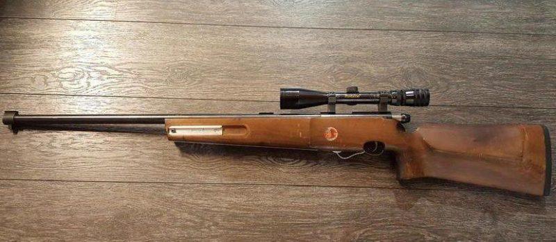 SAKO P72 Rimfire Rifle