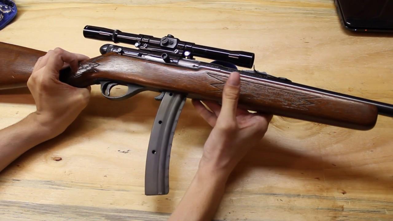 Squires Bingham Stirling Model 20 Rifle