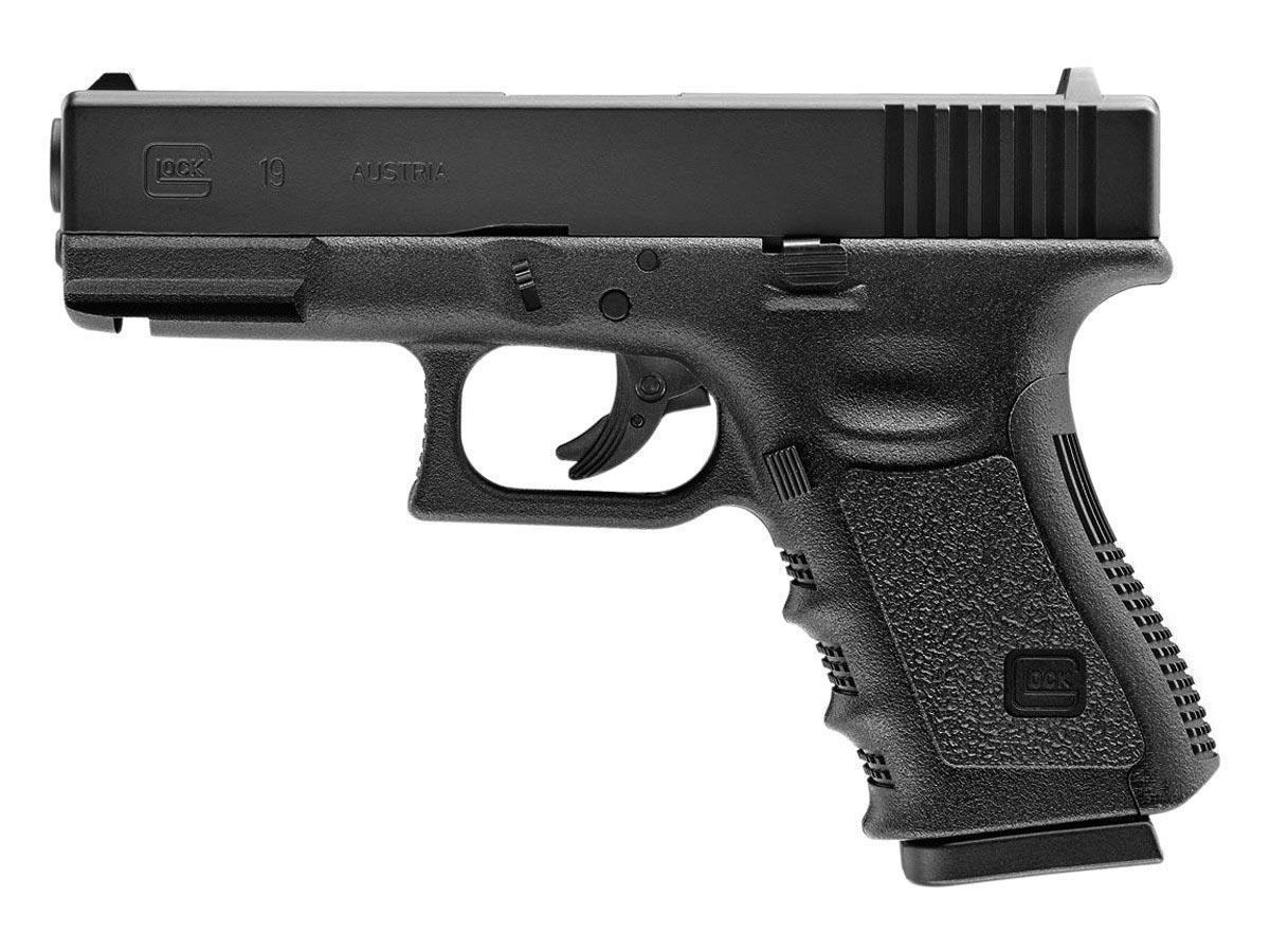 Glock 19 Gen3 chambered in 9x19mm