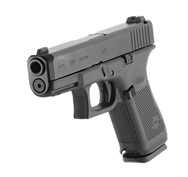 Glock 19M was designed for the FBI