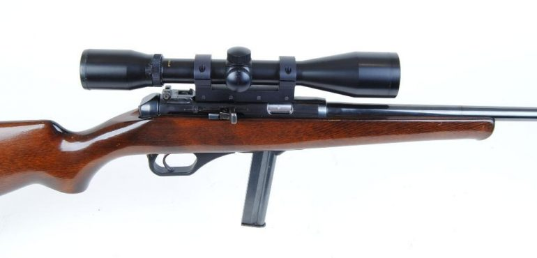 Heckler & Koch HK270 sport rifle with scope