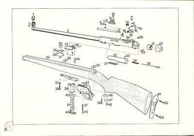 Heckler & Koch HK270 schematic and diagram