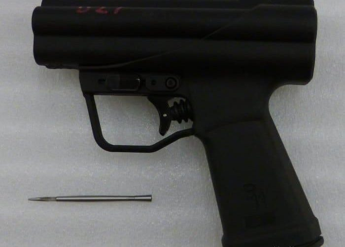 Heckler and Koch P11 is a rare underwater pistol designed for the special operations forces and maritime operations