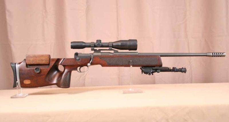 Mauser SP 66 Sniper Rifle