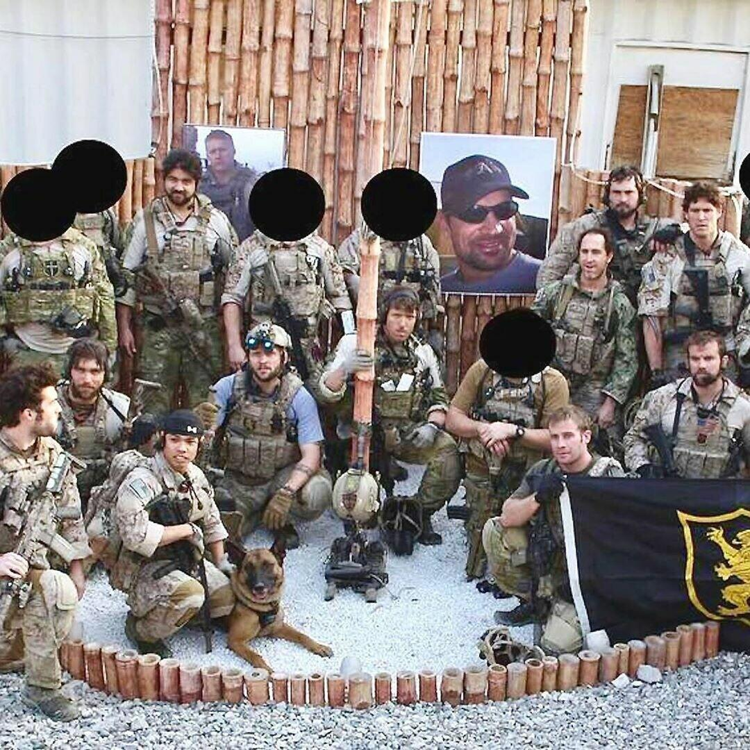 Operators of the Seal Team 6 / DEVGRU Gold Squadron killed in Extortion 17 incident