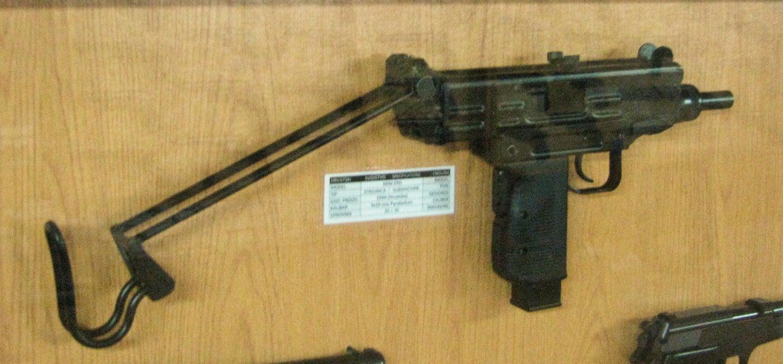 Mini-ERO is a smaller version of Croatian submachine gun ERO manufactured in 1992