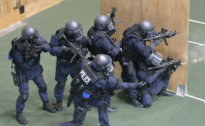 Special Assault Team (SAT): Japanese equivalent to the FBI HRT