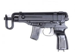 Zastava M84 Scorpion Submachine Gun manufactured in Yugoslavia