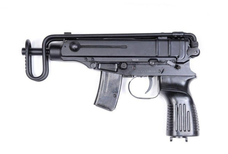 Zastava M84 Scorpion Submachine Gun manufactured in Yugoslavia