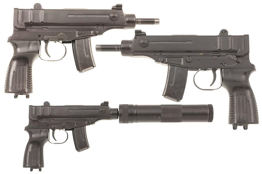 Zastava M84 was produced in several variants (Zastava M84B-M85B in this photo)